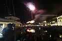 A beautiful display of fireworks in Bonifacio, Corsica, France, August 2nd, 2018. Photo/Paul McErlane
