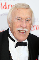 Bruce Forsyth at the 2015 Butterfly Ball, in aid of the Caudwell Children Charity, at the Grosvenor House Hotel. <br /> June 25, 2015  London, UK<br /> Picture: James Smith / Featureflash