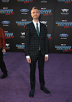 "HOLLYWOOD, CA - April 19: Sean Gunn, At Premiere Of Disney And Marvel's ""Guardians Of The Galaxy Vol. 2"" At The Dolby Theatre  In California on April 19, 2017. Credit: FS/MediaPunch"