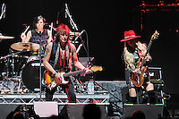 LONDON, ENGLAND - OCTOBER 29: Richie Sambora and Orianthi performing at Bluesfest 2016, at the O2 Arena on October 29, 2016 in London, England.<br /> CAP/MAR<br /> &copy;MAR/Capital Pictures /MediaPunch ***NORTH AND SOUTH AMERICAS ONLY***