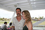 One Life To Live's Susan Haskell and All My Children's Thorsten Kaye on the 12th Annual SoapFest - Cruisin' & Schmoozin' on the Marco Island Princess to raise dollars to benefit Marco Island YMCA, theatre program & Art League of Marco Island on May 16, 2010 on Marco Island, FLA. (Photo by Sue Coflin/Max Photos)