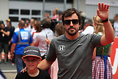 2018 Fernando Alonso Announces retiring from F1 Aug 14th