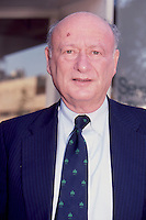 Ed Koch 1987 NYC by Jonathan Green