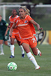 22 July 2009: Kacey White (20) of Sky Blue FC.  Saint Louis Athletica defeated the visiting Sky Blue FC 1-0 in a regular season Women's Professional Soccer game at Anheuser-Busch Soccer Park, in Fenton, MO.