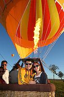 20160119 January 19 Hot Air Balloon Gold Coast