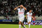 Manizales- Once Caldas venció a Deportivo Pasto 1 gol por 0, en el partido correspondiente a la fecha 13 del Torneo Clausura 2014, desarrollado en el estadio Palogrande. Manizales- Once Caldas venció a Deportivo Pasto 1 gol por 0, en el partido correspondiente a la fecha 13 del Torneo Clausura 2014, desarrollado en el estadio Palogrande. Cristian Osorio anotó para Caldas en el minuto 81.