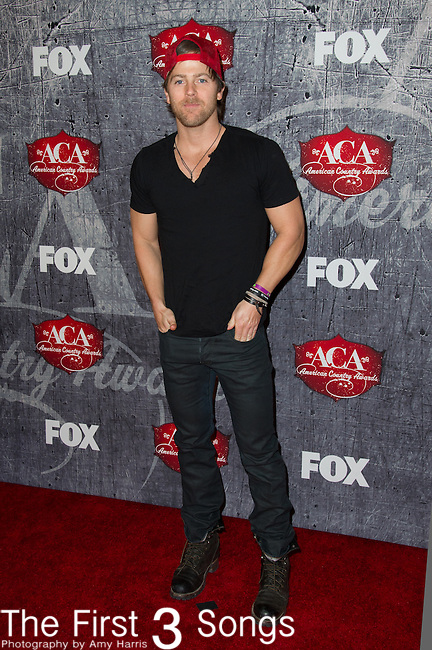 Kip Moore arrives at the American Country Awards 2012 at the Mandalay Bay Resort & Casion in Las Vegas, Nevada