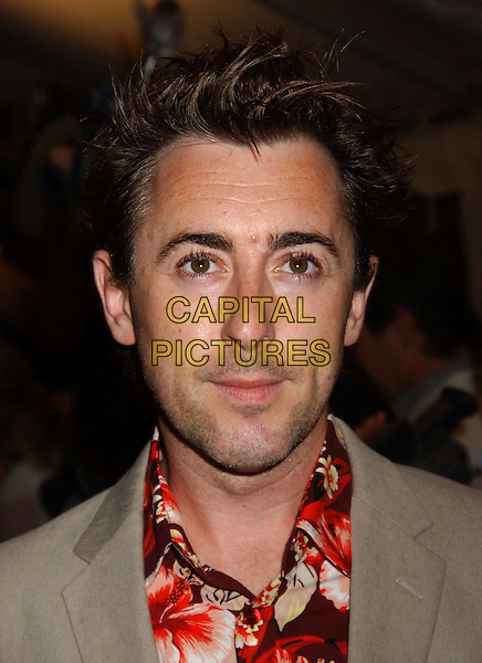 "ALAN CUMMING.At the ""Proof"" Premiere held at Roy Thomson Hall,.Toronto Film Festival,.Toronto, 12th September 2005.portrait headshot red floral pattern print shirt.Ref: FARR.www.capitalpictures.com.sales@capitalpictures.com.© Capital Pictures."