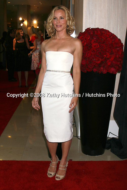 Maria Bello  arriving at the 2008 Crystal & Lucy Awards at the Beverly Hilton Hotel in Beverly Hills, CA.June 17, 2008.©2008 Kathy Hutchins / Hutchins Photo .
