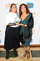 LOS ANGELES - OCT 28: Debbie Allen, Raven Symone at The Actors Fund's 2018 Looking Ahead Awards at the Taglyan Complex on October, 2018 in Los Angeles, California
