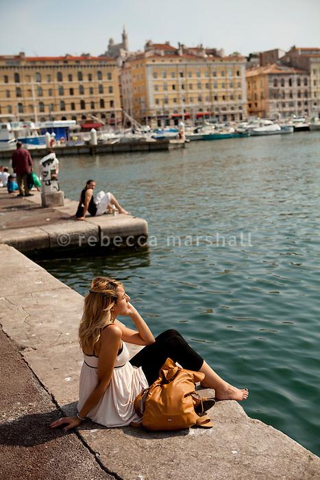 Le Vieux Port, Marseille, 16 June 2011