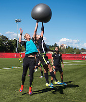 USWNT Travel and Training, June 13, 2015