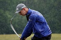 Conor O'Rourke (IRL) in action during the first round of the Hauts de France-Pas de Calais Golf Open played at Aa Saint-Omer GC, Saint - Omer, France. 13/06/2019<br /> Picture: Golffile | Phil Inglis<br /> <br /> <br /> All photo usage must carry mandatory copyright credit (© Golffile | Phil Inglis)
