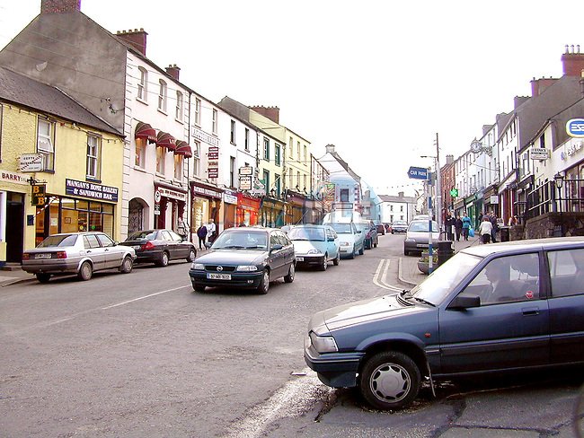 The town of Navan where Pierce Brosnan grew up..Picture: Paul Mohan/Newsfile