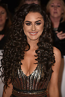 Amber Davies attending the National Television Awards 2018 at The O2 Arena on January 23, 2018 in London, England. <br /> CAP/Phil Loftus<br /> &copy;Phil Loftus/Capital Pictures