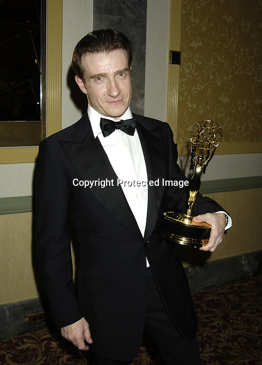 Thierry Fremont ..in The Press Room  of the 33rd  International Emmy Awards Gala on November 21, 2005 at the New York Hilton. ..Photo by Robin Platzer, Twin Images