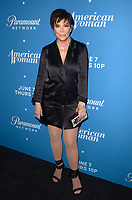 LOS ANGELES, CA - MAY 31: Kris Jenner at the Premiere Of Paramount Network's 'American Woman' - Arrivals at Chateau Marmont on May 31, 2018 in Los Angeles, California. <br /> CAP/MPI/DE<br /> &copy;DE//MPI/Capital Pictures