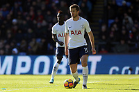 Eric Dier of Tottenham Hotspur during Crystal Palace vs Tottenham Hotspur, Premier League Football at Selhurst Park on 25th February 2018