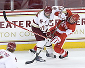101121-Boston University Terriers at Boston College Eagles WIH