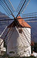 Spanien, Kanarische Inseln, Gran Canaria, Mogan, Molino (Windmühle)