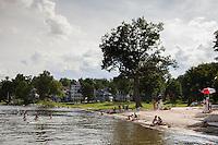 Chautauqua lake. Chautauqua, NY. June 27, 2014. Photo by Brendan Bannon