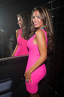 Elizabeth Ann Vashisht of VH1's Tough Love attends A Bad Girls Club Night Out at Splash in New York City. August 8, 2012. &copy;&nbsp;Diego Corredor/MediaPunch Inc. /Nortephoto.com<br />