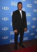 SANTA BARBARA, CA - FEBURARY 3:  John Boyega at the 33rd Santa Barbara International Film Festival - Virtuosos Award at the Arlington Theatre on February 3, 2018 in Santa Barbara, California. (Photo by Scott Kirkland/PictureGroup)