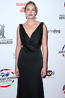 BEVERLY HILLS, CA, USA - SEPTEMBER 27: Ashlan Gorse arrives at the 4th Annual American Humane Association Hero Dog Awards held at the Beverly Hilton Hotel on September 27, 2014 in Beverly Hills, California, United States. (Photo by Xavier Collin/Celebrity Monitor)