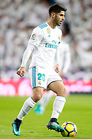 Real Madrid's Marco Asensio during La Liga match. November 5,2017. (ALTERPHOTOS/Acero)