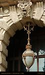 Neo-Classical Lantern Palazzo di Giustizia Palace of Justice Rome