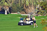 Golf Course, Fairway, Sand, Bunker, Golfing, Trees, rolling, fairways, beautiful, natural, Greens, Sand Trap, Water, Lake, Hazard, Bunker, Mountains, teeing ground, carts, rough, open fairway, Golfers, golfer, teeing off, clubs, bag, No One