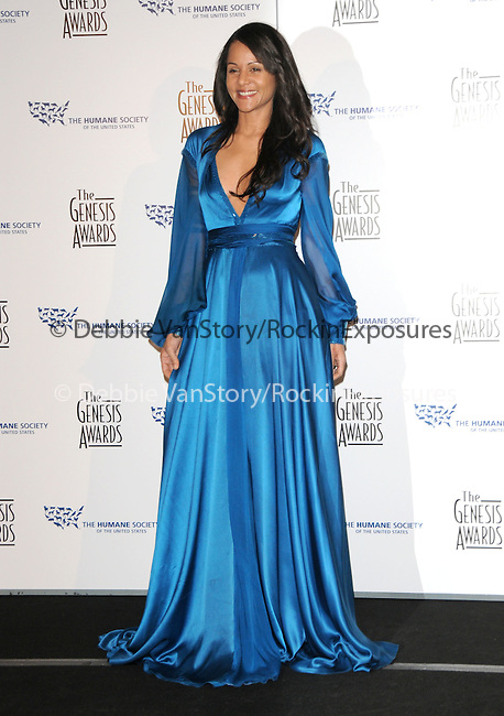 Persia White  at the The 24th Genesis Awards.Presented by The Hollywood Office of The Humane Society of the United States held at The Beverly Hilton Hotel in Beverly Hills, California on March 20,2010                                                                   Copyright 2010  DVS / RockinExposures..