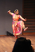 Dancer, Joanna Souza Performed along with members of the Kalapriya Dance Company