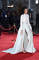 Winnie Harlow at the British Fashion Awards 2017 at the Royal Albert Hall, London, UK. <br /> 04 December  2017<br /> Picture: Steve Vas/Featureflash/SilverHub 0208 004 5359 sales@silverhubmedia.com