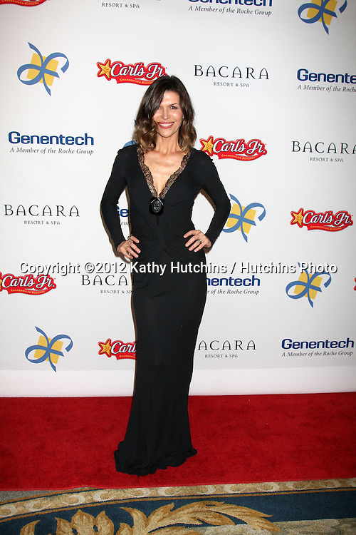 LOS ANGELES - NOV 16:  Finola Hughes arrives for the 11th Annual Celebration of Dreams at Bacara Resort & Spa on November 16, 2012 in Santa Barbara, CA.  Katy Perry and Nigel Lithgoe are being honored with the Founder's.Humanitarian Award as part of Dream Foundation's Celebration of Dreams gala.at the Bacara Resort in Santa Barbara. Dream Foundation is a national.organization that serves the final wishes of adults ? and their families ?.facing life-threatening illness.