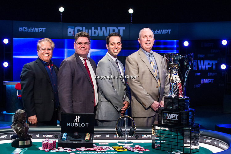 WPT Legends of Poker Season 2016-2017