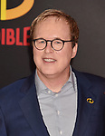 HOLLYWOOD, CA - JUNE 05: Brad Bird attends the premiere of Disney and Pixar's 'Incredibles 2' at the El Capitan Theatre on June 5, 2018 in Los Angeles, California.