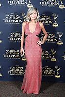 PASADENA - May 5: Debbie Matenopoulos in the press room at the 46th Daytime Emmy Awards Gala at the Pasadena Civic Center on May 5, 2019 in Pasadena, California