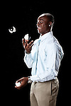 Philadelphia Eagles wide receiver Jeremy Maclin on September 21, 2010 at his home in West Deptford, New Jersey...2010 © Steve Boyle