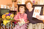 100 years young Hannah Fitzgerald with her daughter Mary O'Connor.