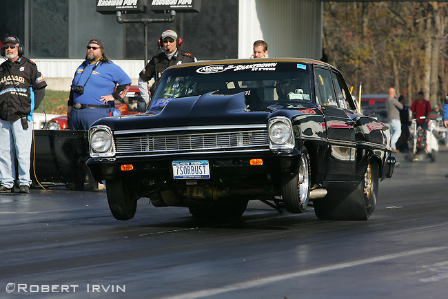 Shakedown at Etown 2009.