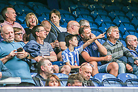 fans enjoy the pre-match atmosphere <br /> <br /> Luke Brennan/CameraSport<br /> <br /> The EFL Sky Bet Championship - Queens Park Rangers v Huddersfield Town - Saturday 10th August 2019 - Loftus Road - London<br /> <br /> World Copyright © 2019 CameraSport. All rights reserved. 43 Linden Ave. Countesthorpe. Leicester. England. LE8 5PG - Tel: +44 (0) 116 277 4147 - admin@camerasport.com - www.camerasport.com