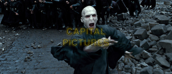 RALPH FIENNES.in Harry Potter and the Deathly Hallows: Part 2 .*Filmstill - Editorial Use Only*.CAP/FB.Supplied by Capital Pictures.