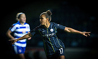 Reading Women v Manchester City Women - FAWSL - 13.03.2019