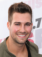 CARSON, CA, USA - MAY 10: James Maslow at 102.7 KIIS FM's 2014 Wango Tango at StubHub Center on May 10, 2014 in Carson, California, United States. (Photo by Xavier Collin/Celebrity Monitor)