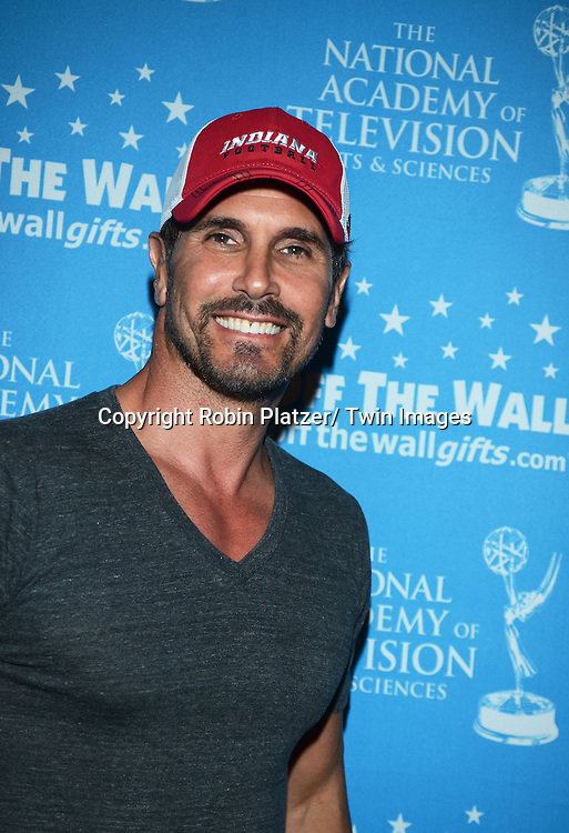 Don Diamont attends the Gifting Suite for the Daytime Emmy Awards by Off The Wall Productions on June 16, 2013 at the Beverly Hilton  in Beverly Hills, California.
