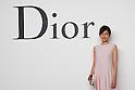 Rin Takanashi, December 11, 2014 : Dior 2015 'Esprit Dior TOKYO 2015 ' at Ryogoku Kokugikan, on  December 11, 2014 in Tokyo, Japan.