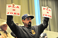 Building Trades News Long Beach PLA