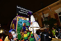 krewedelusion rolls through Marigny and the French Quarter, 2019.
