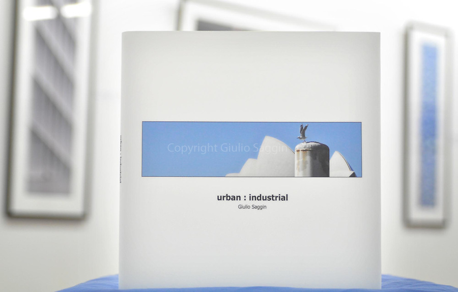 Signed and numbered edition of 10 'urban:industrial' books, containing 50 panoramas, one to a page. Comes in a presentation box.